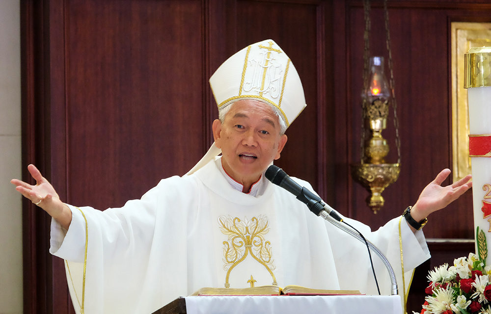 Don't be swayed by bets' 'winnability', bishop urges voters