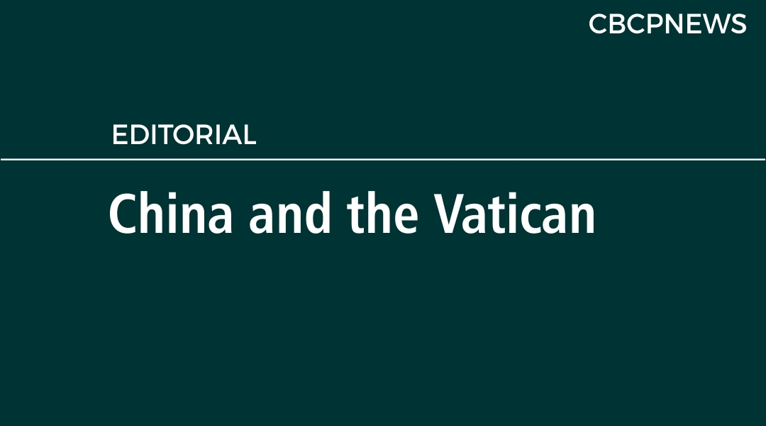 China and the Vatican