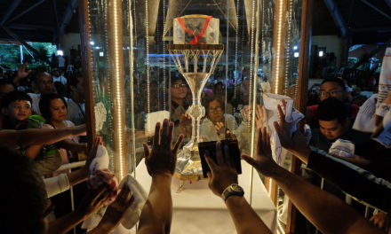 5 million people turn out for Padre Pio's heart relic