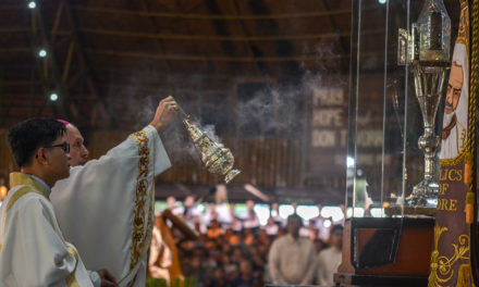 Padre Pio's heart relic visits PH