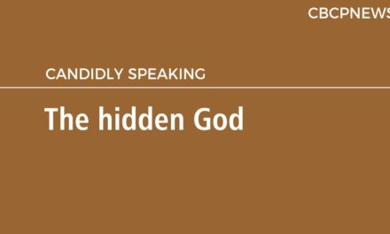The hidden God