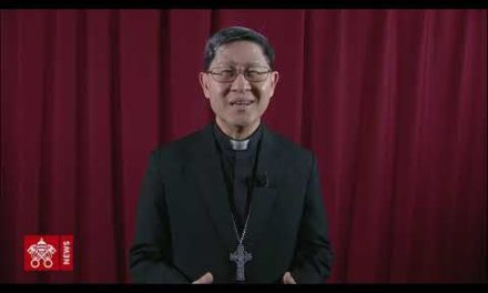 Synod. Message to young people from Cardinal Tagle