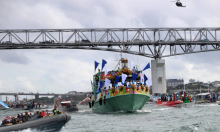 Our Lady of the Rule fluvial procession