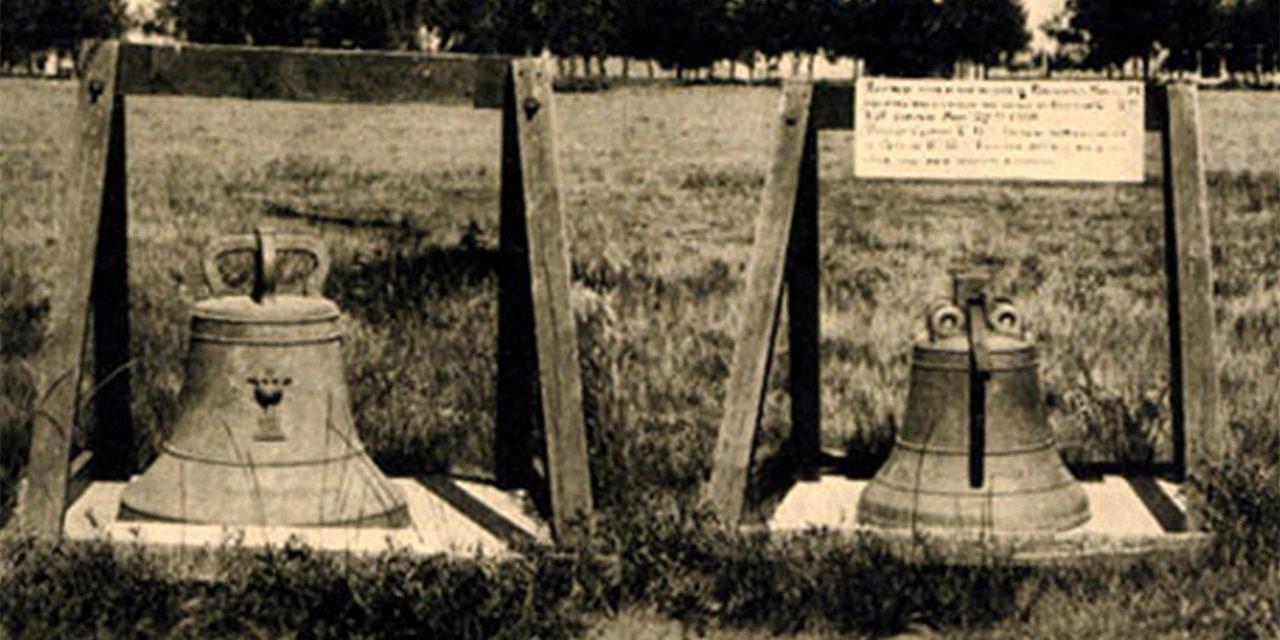 Borongan diocese awaits return of Balangiga bells