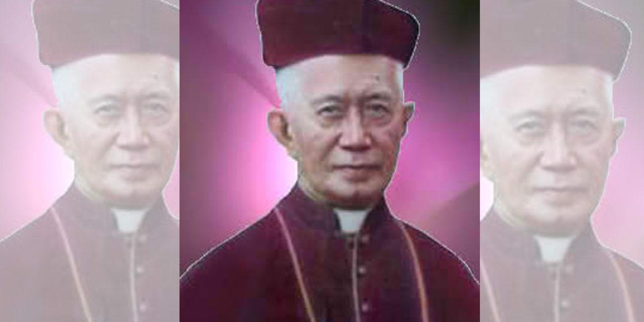 Pope Francis declares Bishop Obviar 'venerable'