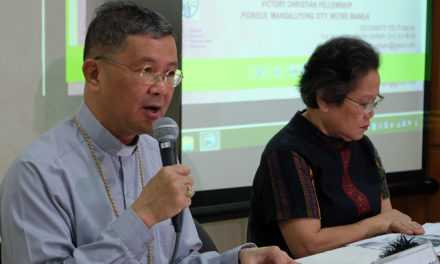 Philippine churches, govt unite against online sex abuse