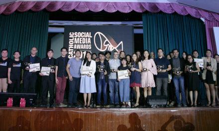 2018 Catholic Social Media Awards laud 'online missionaries'