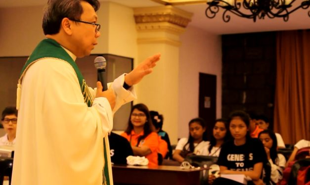 Youth reminded: 'God's Word makes us less selfish'