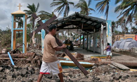Pastoral Letter on the 5th Annual Commemoration of Super Typhoon Yolanda