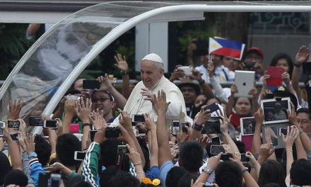 Pope calls PH 'great Catholic nation'