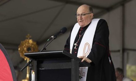 Australian archbishop appeals conviction of not reporting abuse
