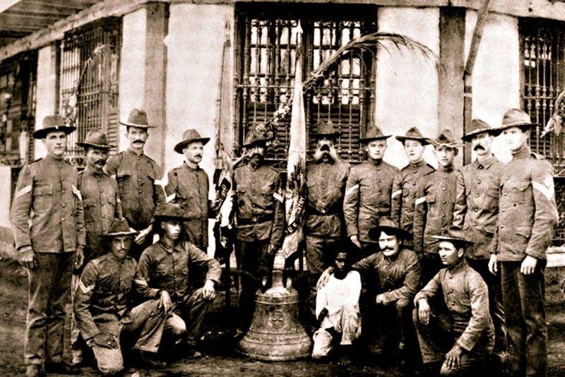 Historian confirms: Franciscans made Balangiga bells