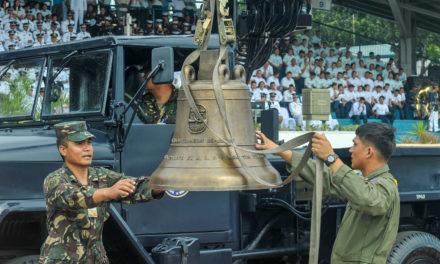 Balangiga church bells back in PH