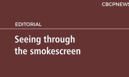 Seeing through the smokescreen