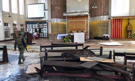 Bishops condemn Jolo church bombings