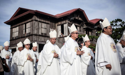 Filipino bishops to meet with Pope Francis in Vatican