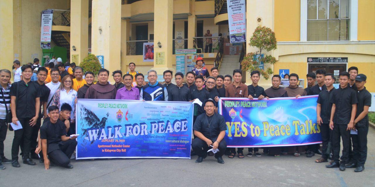 Kidapawan bishop calls for peace amid BOL vote