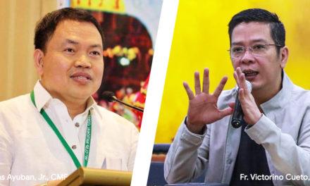 New heads elected for Claretians, Redemptorists