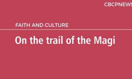 On the trail of the Magi
