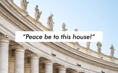 Good politics is at the service of peace