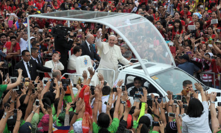 CBCP plans to invite Pope Francis for 2021 Jubilee