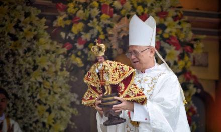 Archbishop Palma leads celebration of Sto. Niño feast in Cebu