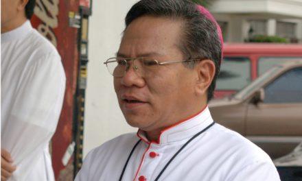 New Cotabato archbishop installed amid tight security