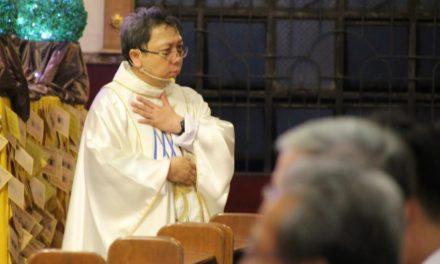 Priest reveals secret to 'beautiful life'