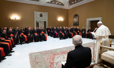 Liturgy is not 'styles, recipes, trends,' pope tells Divine Worship congregation