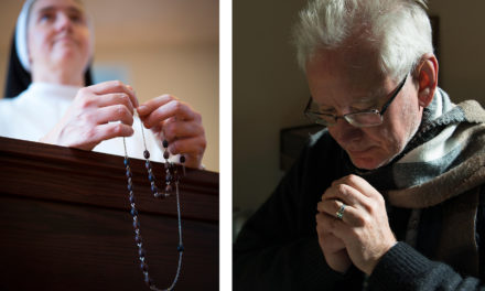 Religious superiors admit denial, slowness to act against abuse