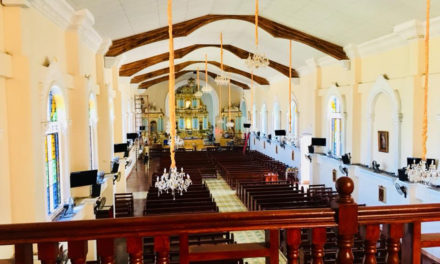 Pope grants indulgences for Badoc minor basilica rites