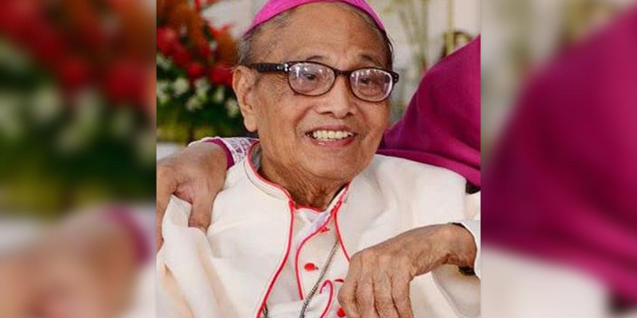 First bishop to lead San Carlos diocese dies