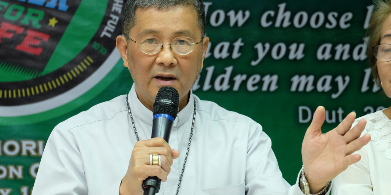 Bishop pleads to resume search for missing Filipino seafarers