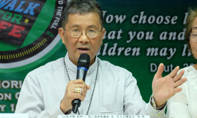 Balanga diocese halts public Masses again as Covid-19 escalates