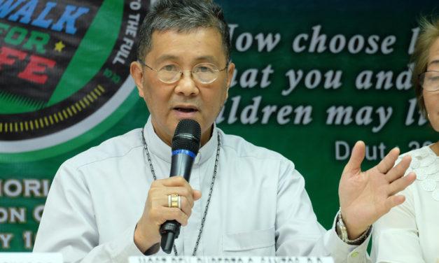 Bishop questions cap on health workers deployment