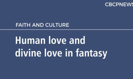 Human love and divine love in fantasy