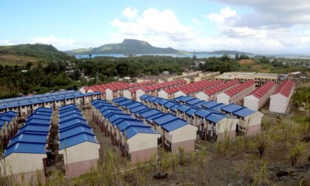 263 new houses for Yolanda survivors