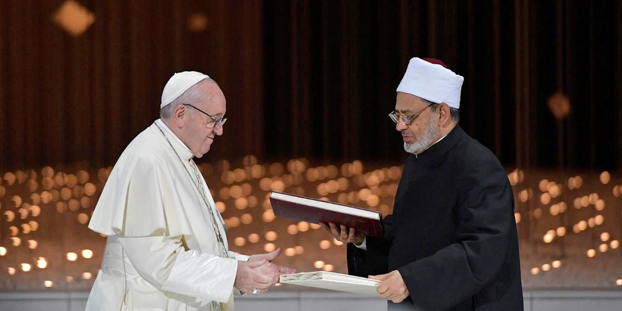 Pope says UAE trip was 'new page' in dialogue between Christians, Muslims