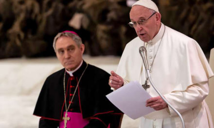 Open letter asks Pope Francis to adopt vegan diet during Lent