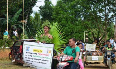 Palawan church goes 'green' on Bible Sunday