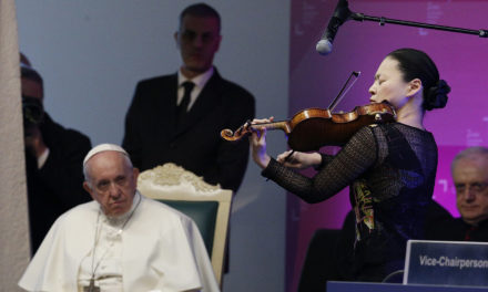Art can inspire people to build sustainable future, says Vatican official