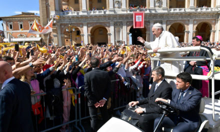 Some traditional formalities do not ring true with Pope Francis