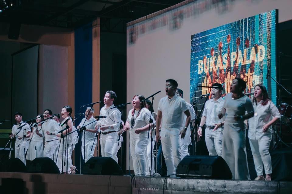Public invited to Bukas Palad album launch