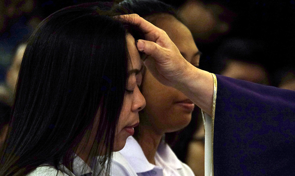Spare Ash Wednesday services from politics, bets told