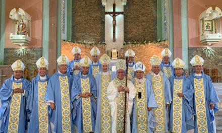 Ronald Lunas installed as Pagadian bishop