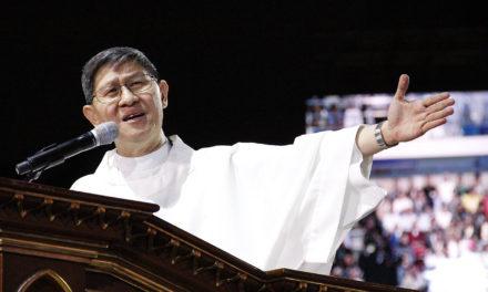 Cardinal Tagle urges prayer for rain amid water crisis