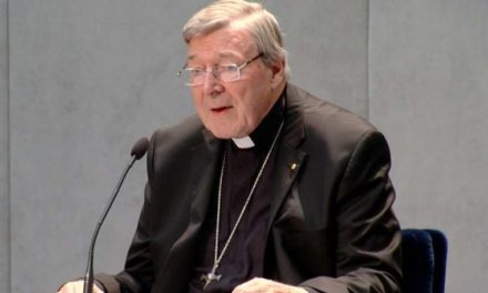 Pell awaits sentence in solitary confinement