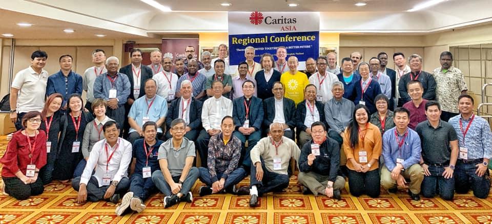 Nassa elected to Caritas Internationalis' council