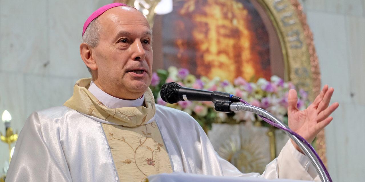 Pope names Archbishop Caccia ambassador to the UN