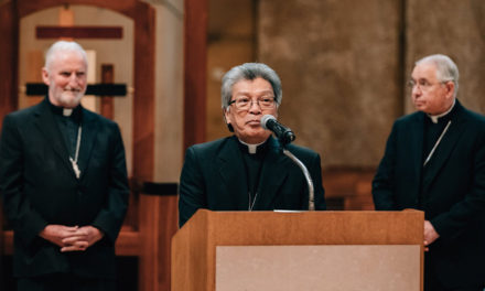 Pope names second Pinoy bishop in the U.S.